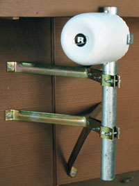 No#118 Y Type antenna mount