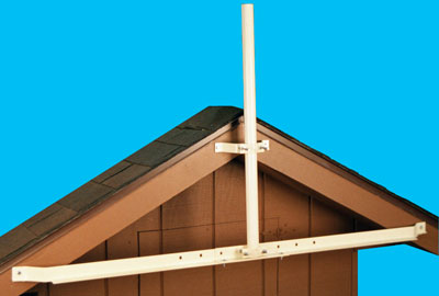 No#4560 Universal eave mount